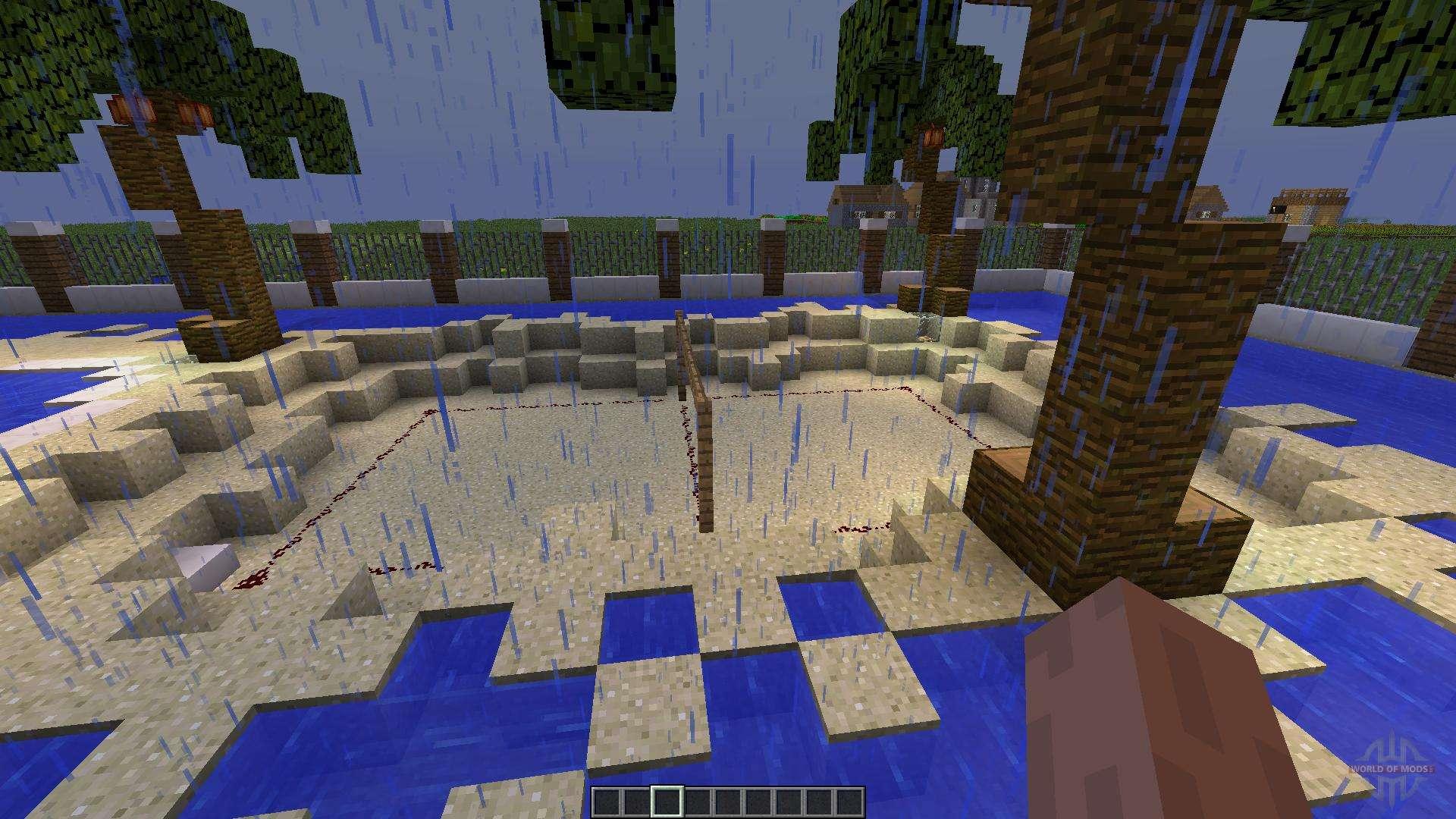 Modern house elite pour minecraft - Jardin moderne minecraft colombes ...