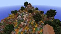 Survival In The Sky für Minecraft