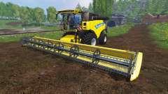 New Holland CR9.90 [terra wheels] pour Farming Simulator 2015