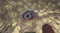 Dome defense pour Minecraft