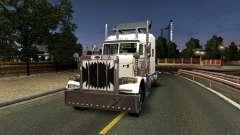 Peterbilt 379 CAT pour Euro Truck Simulator 2