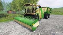 Krone Big X 650 Cargo [120000 liters]