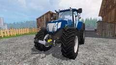 New Holland T7.270 blue power v1.1