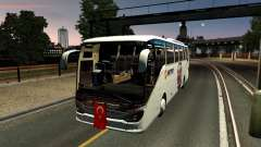 Setra 516 HDH Bus Mod First and Only für Euro Truck Simulator 2