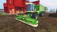 Krone BIG L500 Prototype