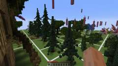 Environment Repository V3 pour Minecraft