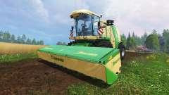 Krone Big X 1100 [100.000 capacity] für Farming Simulator 2015