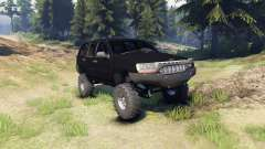 Jeep Grand Cherokee ZJ pour Spin Tires