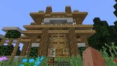 Mountain Project für Minecraft
