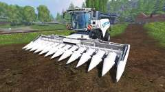 New Holland CR10.90 [white] für Farming Simulator 2015