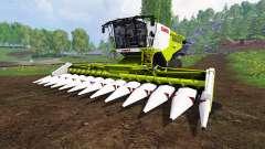 CLAAS Lexion 770TT [washable] pour Farming Simulator 2015