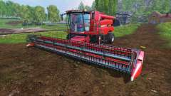Case IH Axial Flow 7130