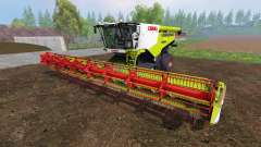 CLAAS Lexion 780TT [dirt] pour Farming Simulator 2015