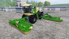 Krone Big M 500 pour Farming Simulator 2015