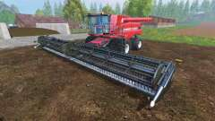 Case IH Axial Flow 9230 [dynamic front wheels]