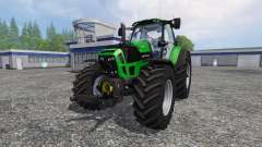 Deutz-Fahr Agrotron 7250 TTV v3.5 für Farming Simulator 2015