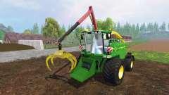 John Deere 7950 [crusher] v2.0