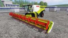 CLAAS Lexion 780 [wheels] pour Farming Simulator 2015