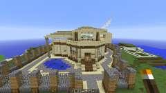 Modern Mansion xHollandia pour Minecraft