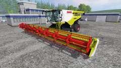 CLAAS Lexion 760TT [washable] pour Farming Simulator 2015