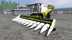 CLAAS Lexion 780 [wheels washable]