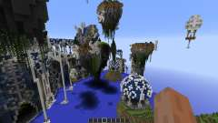 Berinstar Elven City pour Minecraft