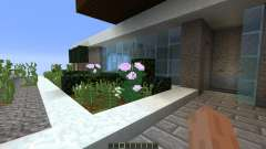 Fade A minimalist modern home pop reel pour Minecraft