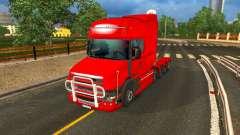 Scania T v1.7.1 Review für Euro Truck Simulator 2