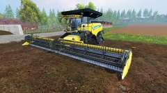 New Holland CR10.90 [ATI] quadtrac pour Farming Simulator 2015