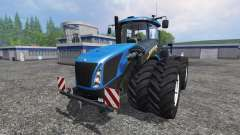 New Holland T9.560 DuelWheel v3.0