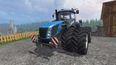 New Holland T9.565 Duel Wheel v2.0 für Farming Simulator 2015