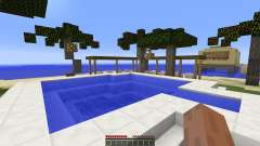 Holiday island pour Minecraft