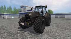 Deutz-Fahr Agrotron 7250 Warrior v2.0