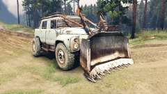 ZIL Mongo v0.8.5.7 pour Spin Tires