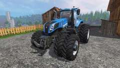 New Holland T8.435 v3.0