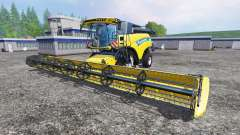 New Holland CR10.90 [loading capacity doubled] pour Farming Simulator 2015