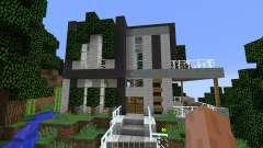 Modern Cliffside House
