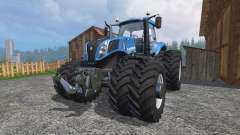 New Holland T8.435 v2.0