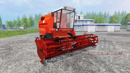 Bizon Z083 v1.0 pour Farming Simulator 2015