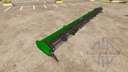Deutz-Fahr Cutter 1320 WSR Pro für Farming Simulator 2013