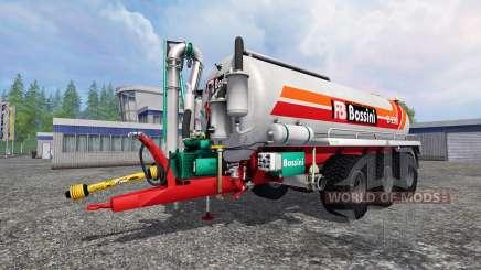 Bossini B200 für Farming Simulator 2015