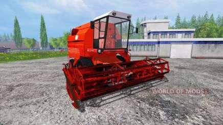Bizon Z083 für Farming Simulator 2015