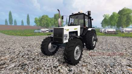 MTZ-W für Farming Simulator 2015