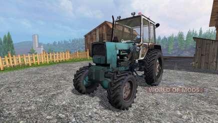UMZ-CL v2.1 4x4 für Farming Simulator 2015
