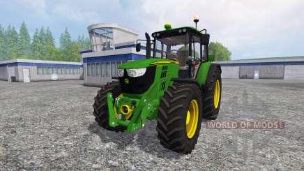 John Deere 6125M für Farming Simulator 2015