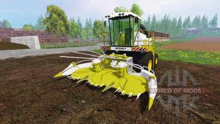 Fortschritt E 282 v1.1 für Farming Simulator 2015