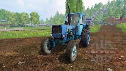 YUMZ-6L [bleu] pour Farming Simulator 2015