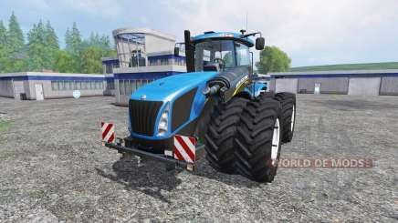 New Holland T9.700 [dual wheel] pour Farming Simulator 2015