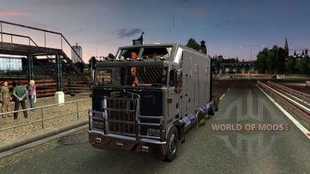 Kenworth K100 Long Frame pour Euro Truck Simulator 2