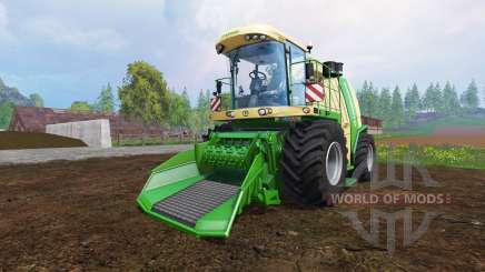 Krone Big X 1100 [crusher] pour Farming Simulator 2015